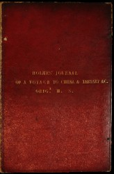 Embassy to China, by Samuel Holmes Spread 0 cover